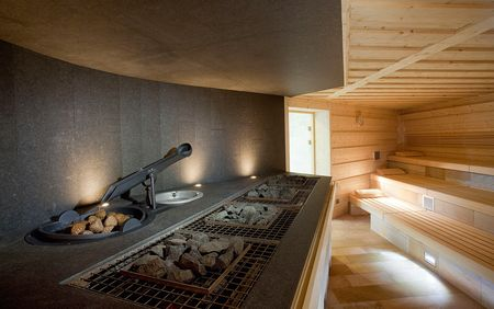 Sauna, spa en wellness referenties: Het Leuze mineraalbad