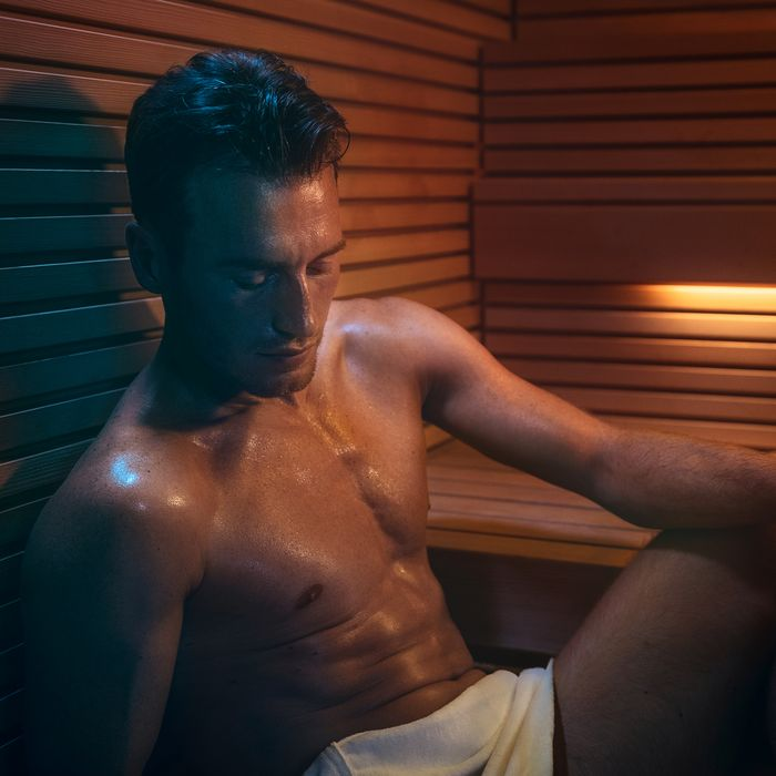 Recommended: Sauna bathing with high temperatures