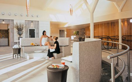 Sauna-, Spa- en Wellnessreferenties: Monart House; exclusieve relaxruimte