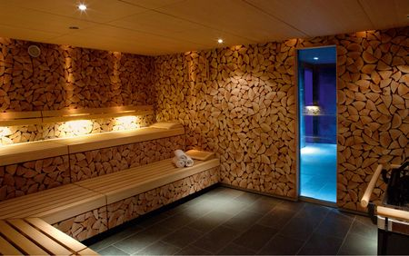 Sauna-, Spa- en Wellnessreferenties: Holmes Place; sauna