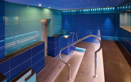 Sauna-, Spa- en Wellnessreferenties Carolus-Thermen; stoombad
