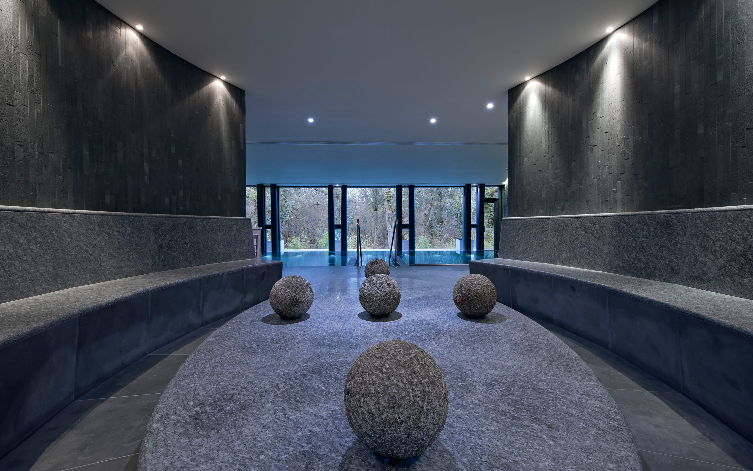 Klafs hotel referenties lime wood hotel - Zen doucheruimte ...